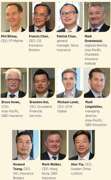 Roundtable: Hong Kong: The state of the insurance market in