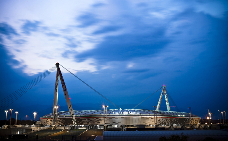 Allianz Stadium Juventus Turin