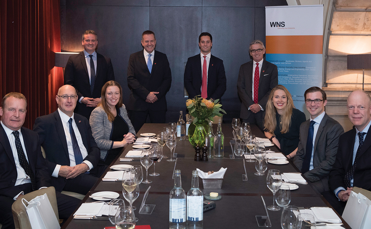 WNS roundtable