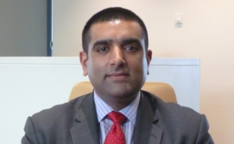 Yogesh Virji, head of cyber - UK, Allianz Global Corporate & Specialty