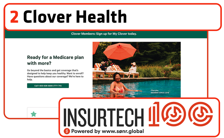 Insurtech top 10 No 2