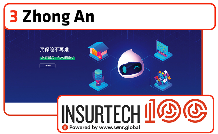 Insurtech top 10 No 3