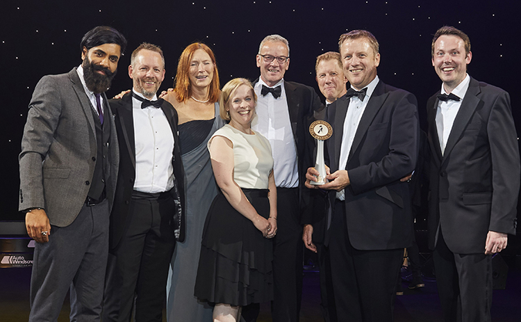 Commercial lines insurer of the year