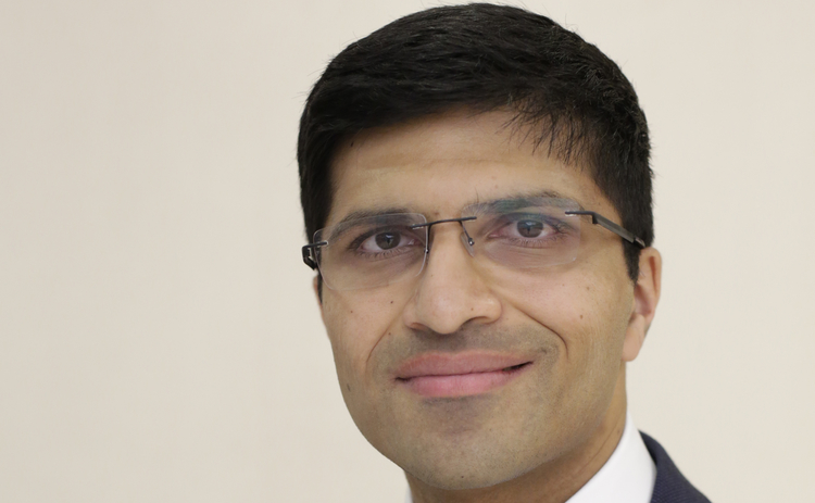 Nikhil Rathi, Financial Conduct Authority CEO