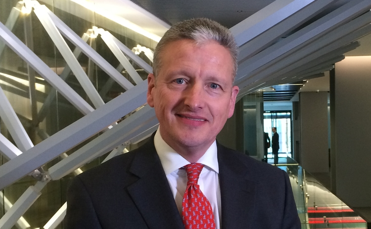 Andrew Tunnicliffe, UK chairman for global and specialty at Aon