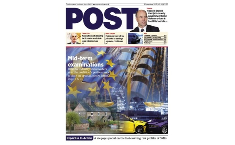 Post cover 6 December 2012