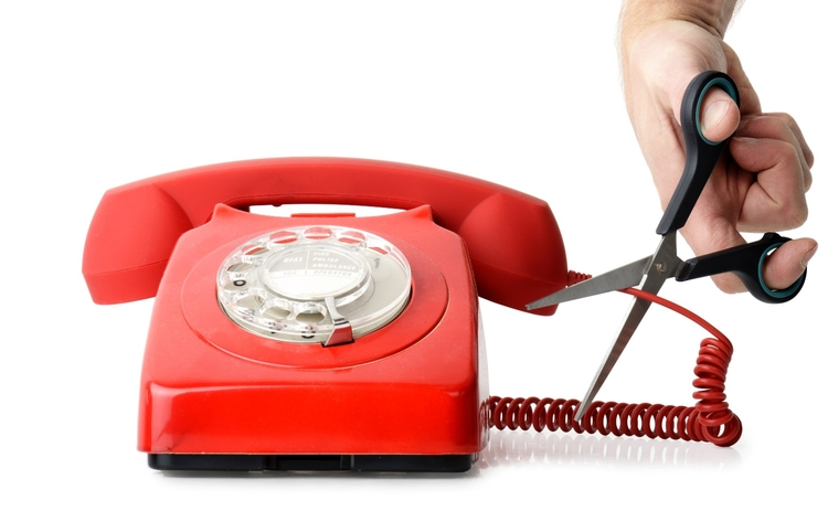red-phone-cold-callers
