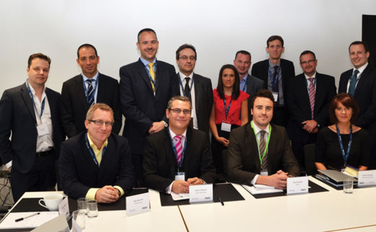 Participants of the Octo telematics roundtable