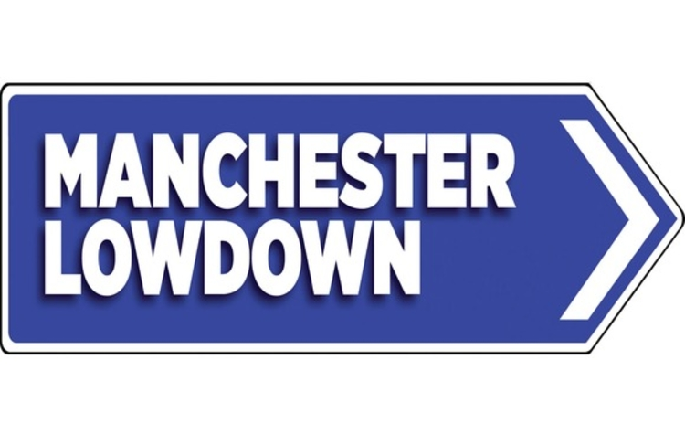 Manchester lowdown signpost