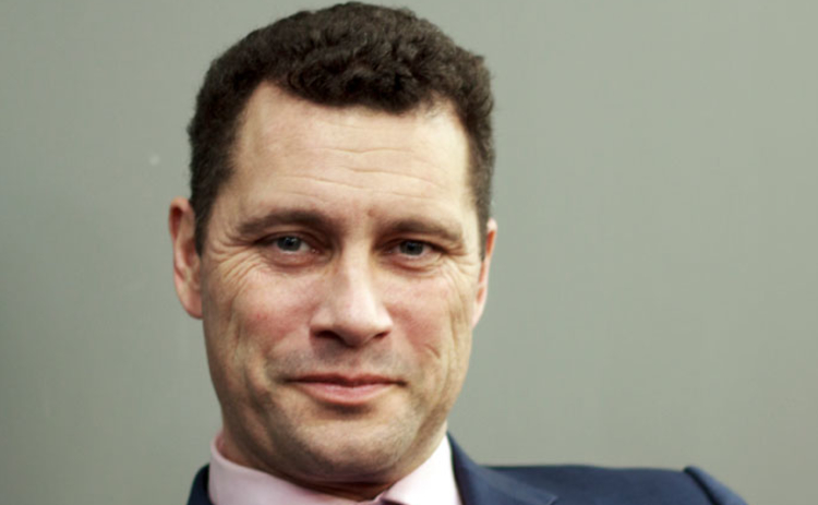 Steven Woolfe is UK Independence Party spokesman for Financial Services and Immigration