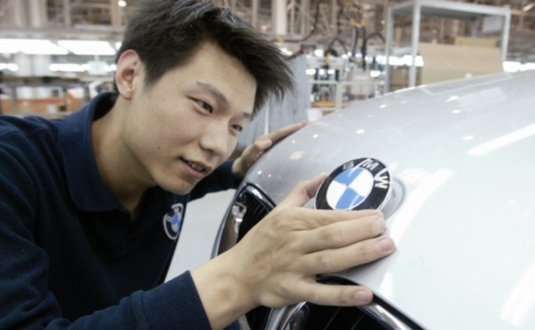 china-bmw-car