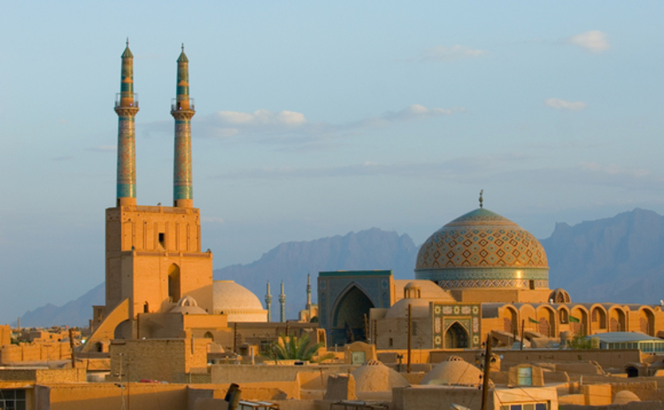 Mosques in Iran (Photo - Shutterstock)