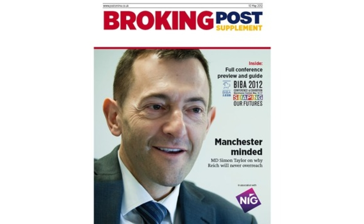 Post Broking Supplement - 10 May 2012