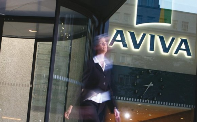 Aviva offices