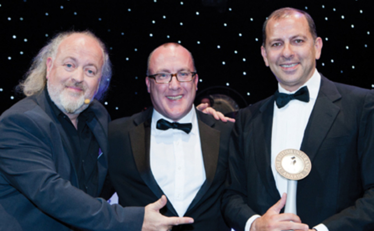 Commercial lines broker of the year large corporation