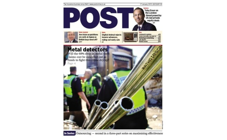 Post cover 17 January 2013