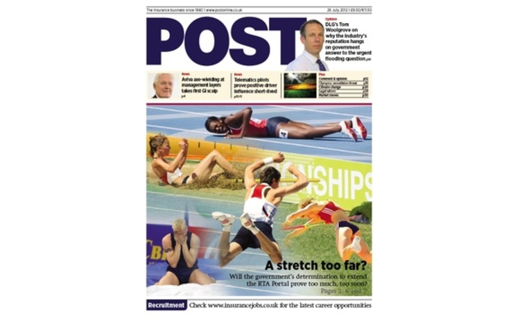 Post cover 26 July 2012
