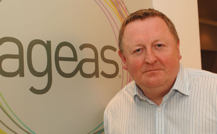 Mark Cliff is Ageas retail and distribution chief executive