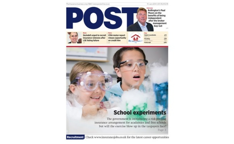 The front cover of the 19 June Post magazine