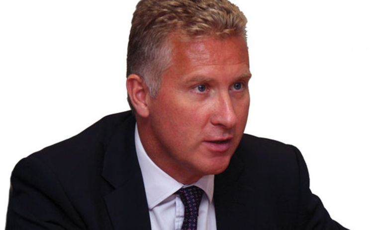 Jon Dye is UK chief executive of Allianz Insurance