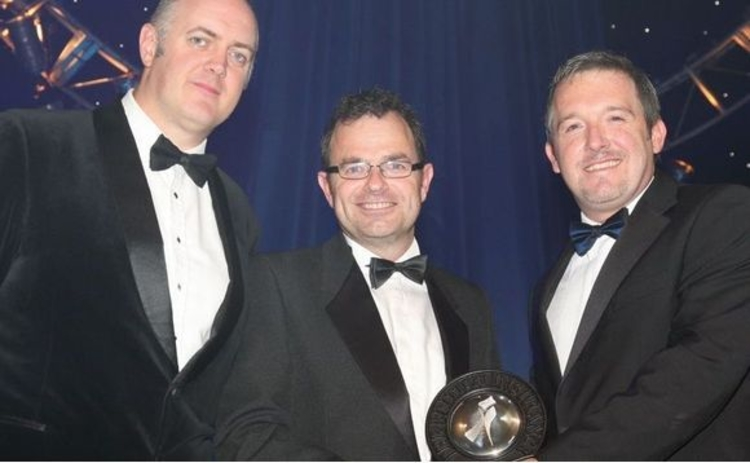 BIA09 Technology Award winner RBS Insurance and Detica NetReveal