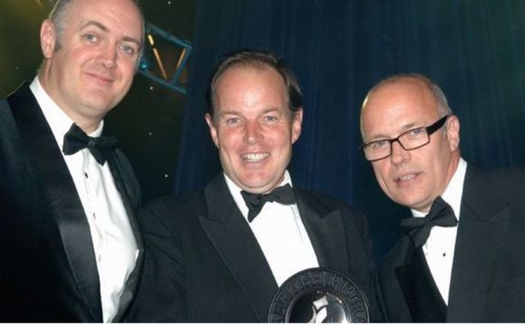 BIA09 Customer Care Award winner WPA
