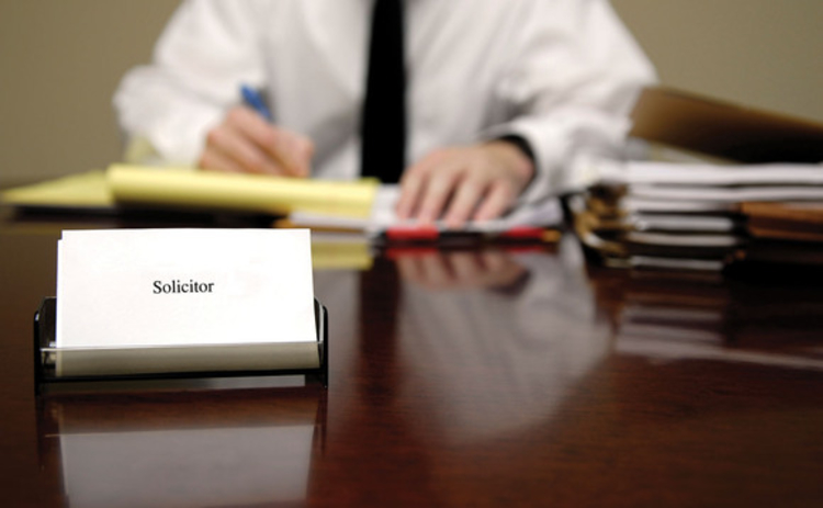 solicitor-at-desk