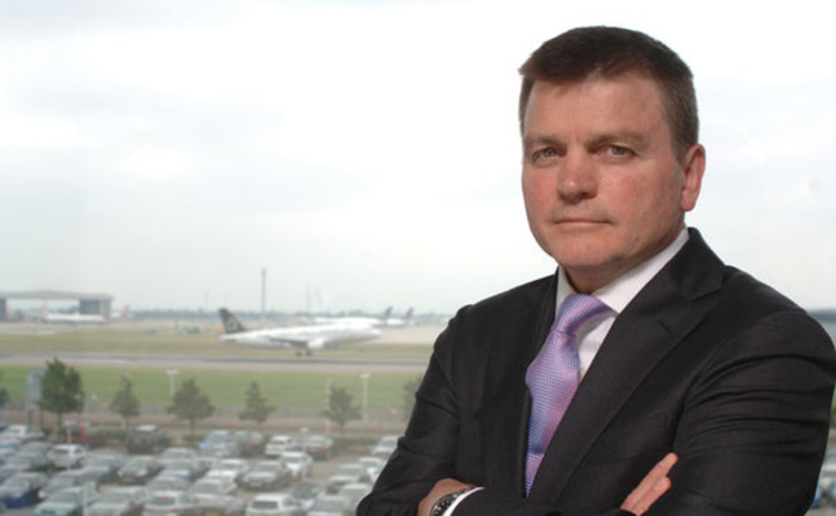 Nigel Minett is McLarens Aviation managing director