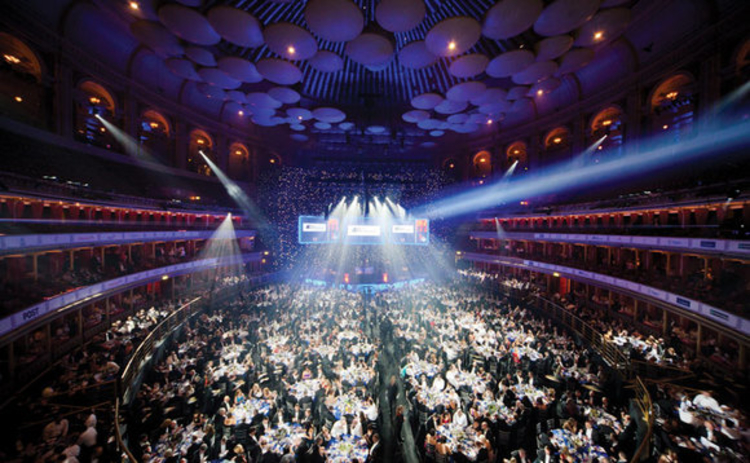 The 20th British Insurance Awards were held at the Royal Albert Hall