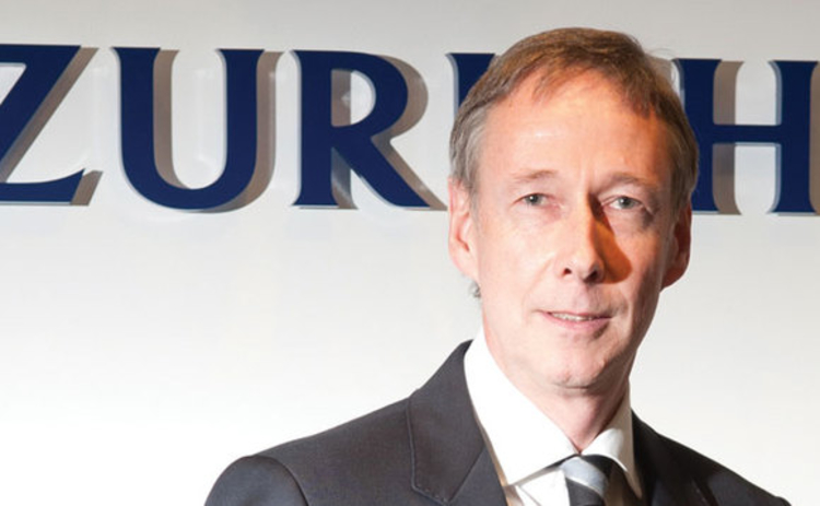 David Smith is Zurich interim UK general insurance CEO